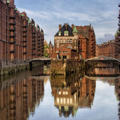 Speicherstadt/Hamburg