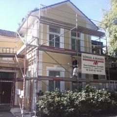 Nachher, Fassadensanierung in Reinbek, 2015