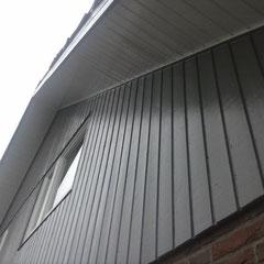 Lackieren von sämtlichen Holzflächen inkl. Dachholz, Holzschutz und Pflege in Adendorf, 2015