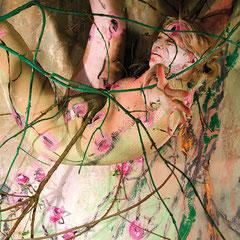 -4-N&R-Peinture sur corps-Photographie sur toile ou Plexiglas- 50x70-Ed limitée  10 exemplaires