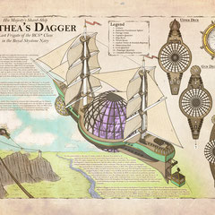 HMSS Malthea's Dagger