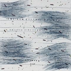 Kristin Finsterbusch, In meinem Kopf des Nachts, Seite 1 von 21 Seiten, Tiefdruck, vernis mou, Aquarell, 2007, 15 x 15 cm, Auflage 10