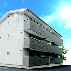 レジデンスわたなべ 3階建新築工事