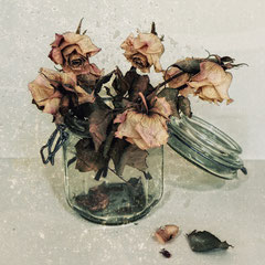 """<span style=""""font-family: Ubuntu Condensed; letter-spacing:0.3em;"""">STILL LIFE WITH ROSES</span><br>"""