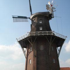 Windmühle mit Sonntagsgastronomie