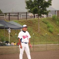 小山コーチ