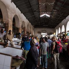 Stone Town/Markthallen/Fischmarkt