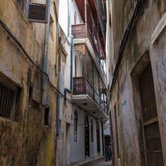 Stone Town/Sansibar Stadt