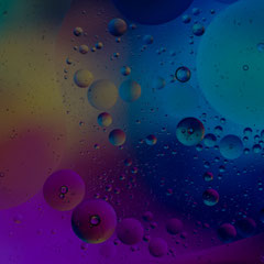 Öl-in-Wasser-Fotografie