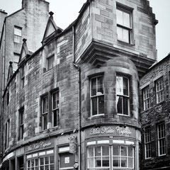 Edinbourgh, Cockburn Street