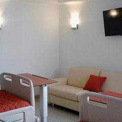 Room Pasteur clinic