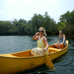 Explore the Beautiful Mayan Jungle, the Mayan Village is the Place to Be!