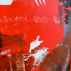 Dominanz     Acryl auf Leinwand   100 x 120 cm