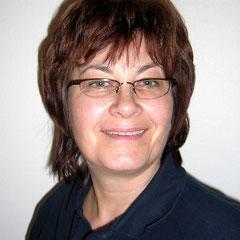 Frau Geldner, med. Fachangestellte