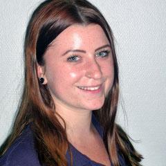Frau V. Scholler, Auszubildende im 1. Ausbildungsjahr
