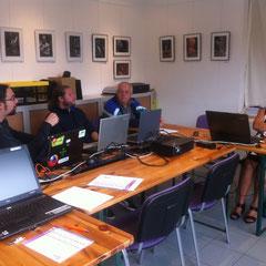 Little LiLux de Gouvy en septembre 2013 avec l'EPN de la province du Luxembourg