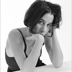 Editorial-Portrait (Lisa B., Sängerin)