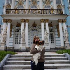Санкт-Петербург(Царское село), июнь 2014