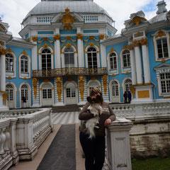 Санкт-Петебург(Царское село), июнь 2014