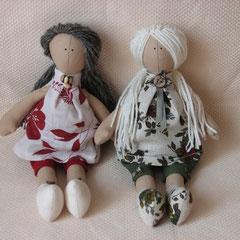 Куколки Надин и Софи