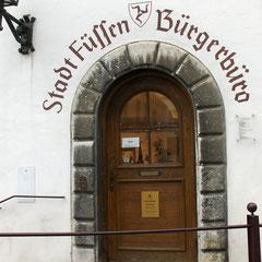 Füssen im Allgäu 2012