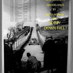 Unsere englischen Freunde hatten bei Ihrem letzten Treffen in Brooklands vor, den Test Hill Record zu übertrumpfen!  Meine Freude über die schnellste Zeit war schnell vorbei!  Warum?!  Seht selbst!  Mehr Infos unter www.mypanther.de