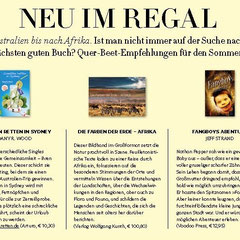 "Sommer-Tipp im Juli 2013 in ""Wien Live""."