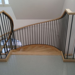 Palier de l'escalier