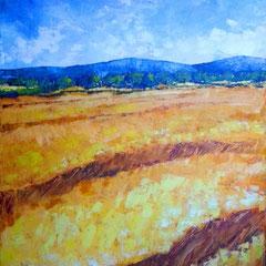 NUTRImENTI - olio a spatola su tela - 80x60 cm - 2015 - collezione privata