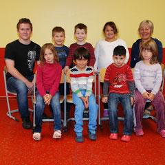 Schulkindergarten: Frau Krudewig