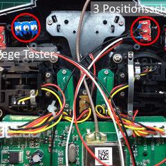 Schalter/Taster einbauen