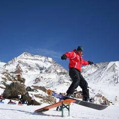Snowboardunterricht