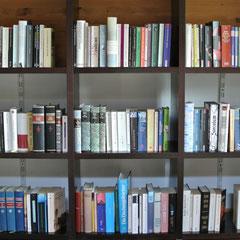 Ordnung schaffen - Bücherregal
