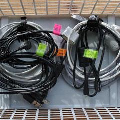 Ordnung schaffen - Kabel