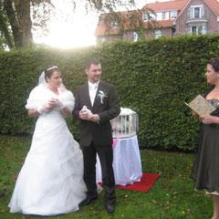 Hochzeit in Cloppenburg