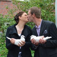 Hochzeit in Lindern