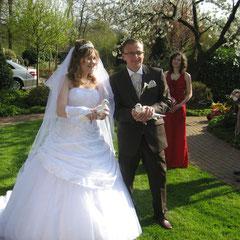 Hochzeit in Bakum