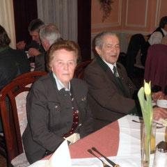Irma und Paul Kopp, 86