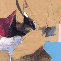 NOTAT IN BETWEEN 1995 29,7 x 21 cm