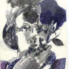 NOTAT IN BETWEEN 2002 29,7 x 21 cm