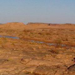 Sahara Salvaje. Foum Tidri, saguia Drâa