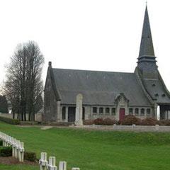 La chapelle du souvenir Francais