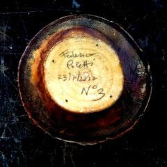 Posacenere Betulla N°3 - Collezione Privata