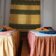 Bhanya Thai-Massage Fehmarn -Massageraum2-