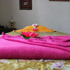 Bhanya Thai-Massage Fehmarn -Massageraum1-