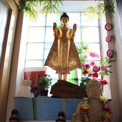 Bhanya Thai-Massage Fehmarn -Eingangsbereich-