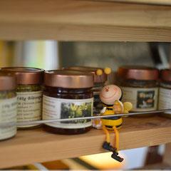 So süße Honige