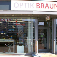 OPTIK BRAUN by markus
