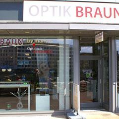 OPTIK BRAUN by markus