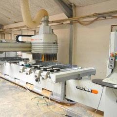 CNC Automat für die Holzbearbeitung